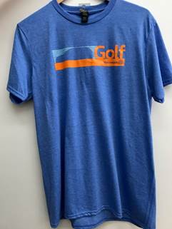 Mens Golf T-Shirt