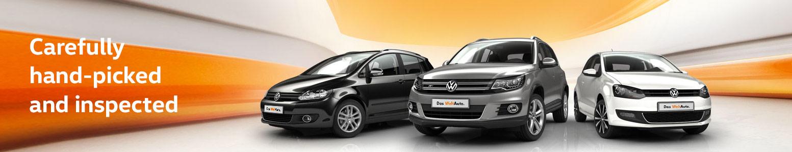 Certified Pre-owned Volkswagens