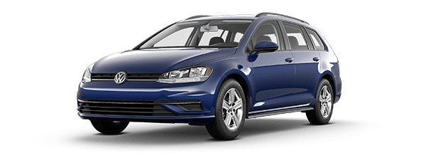 2018 Golf SportWagen with Tiptronic 4MOTION