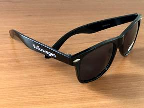 Black Volkswagen Sunglasses