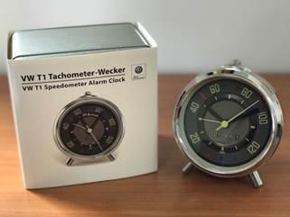Volkswagen Alarm Clock