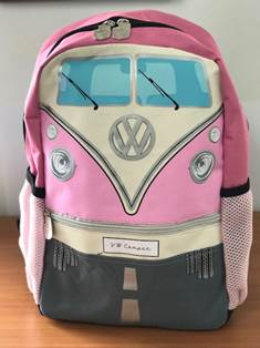Kids Bus Backpack