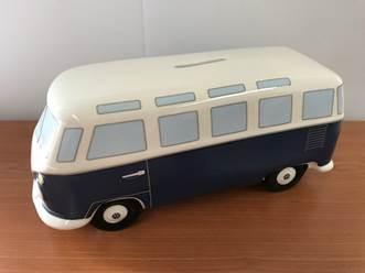 VW Bus Money Bank