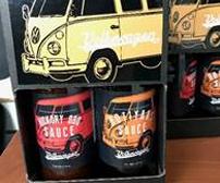Volkswagen BBQ sauce set