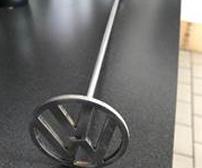 VVolkswagen Branding Iron