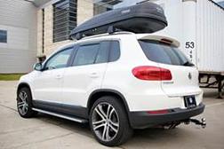 VW OEM Tow hitch