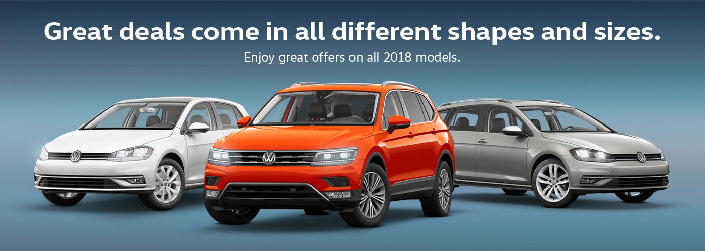 Volkswagen Offers