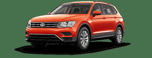 2018 Tiguan Trendline FWD 2.0T