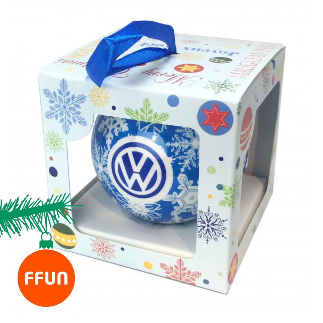 Volkswagen Ornament