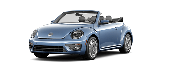 2019 Beetle Convertible Wolfsburg Edition