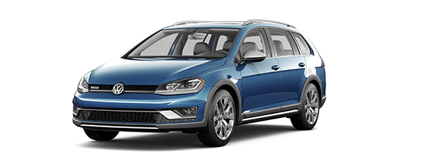 2019 Golf Alltrack Highline